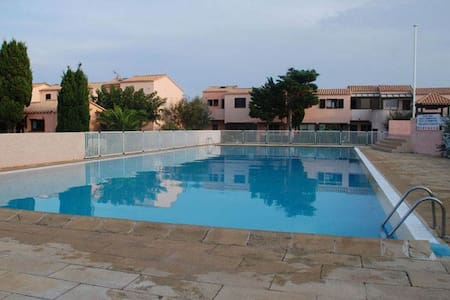 STUDIO VILLAGE NUDISTE PLAGE - Leucate - Apartament