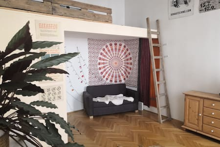 Room in Cosy Student Flat in Vienna