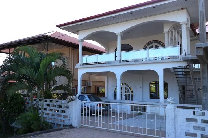 Villawoning bij Centrum Paramaribo