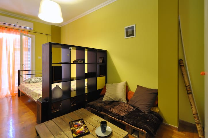 Studio in Athens center - Athens  - Apartment