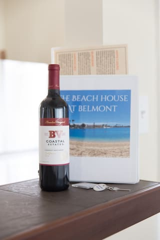 Each guest gets a blinder full of recommendations of local restaurants, shops and activities Long Beach has to offer!