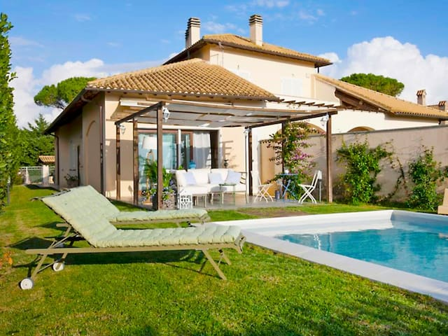 Holiday House Al Mare in Tarquinia