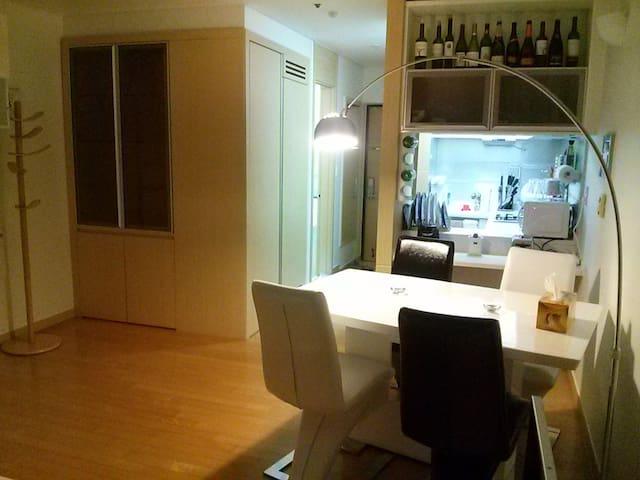 NewOpen! SkyView at CityHub Yongsan - Yongsan - Apartamento