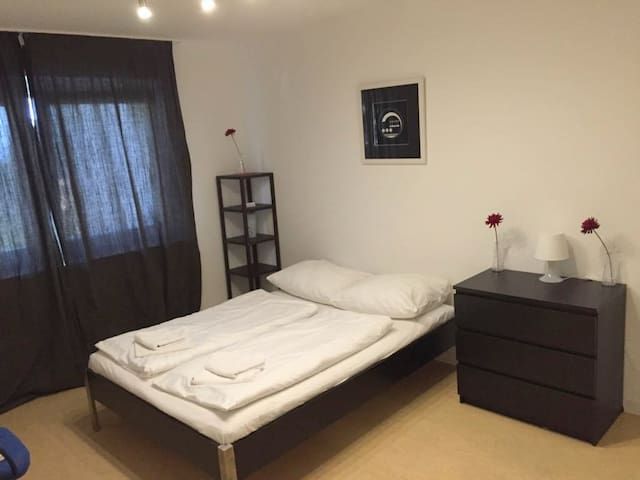 2 room app in City Center Frankfurt - Frankfurt