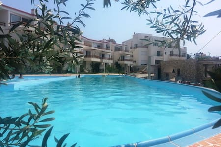 OlivesTerrace One Bedroom Apartment - Dhermi - Apartment - 2