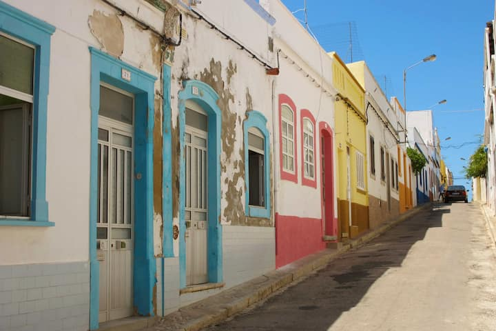 Holiday house in Fuseta - Algarve