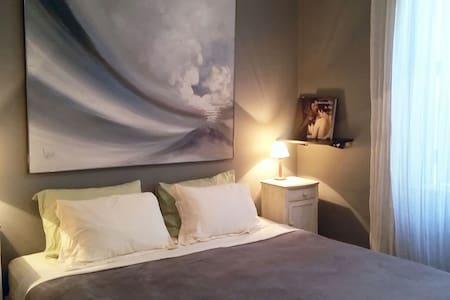 Suite em Ipanema c/ ar cond - Rio de Janeiro - Appartement