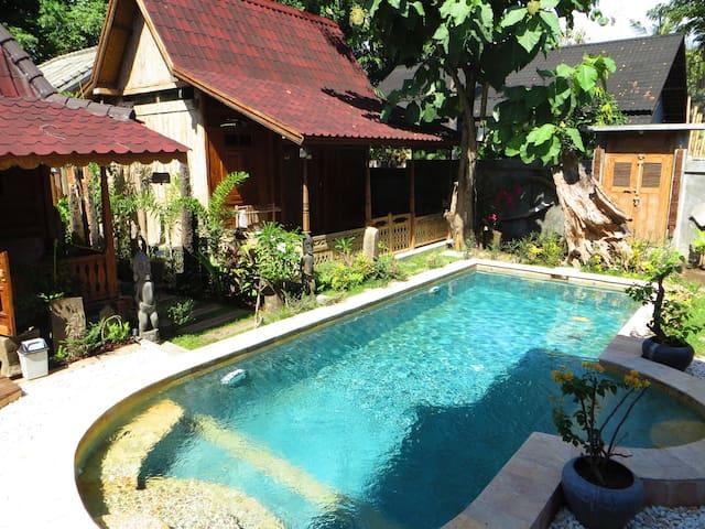 Partial Suasana Eco Gallery Resort