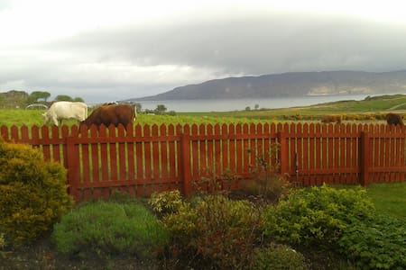 Fasgro in Drumbuie - Kyle of lochalsh - Bed & Breakfast