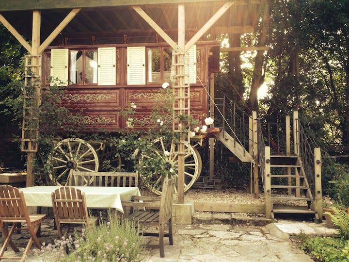 Rosie the Gypsy Wagon