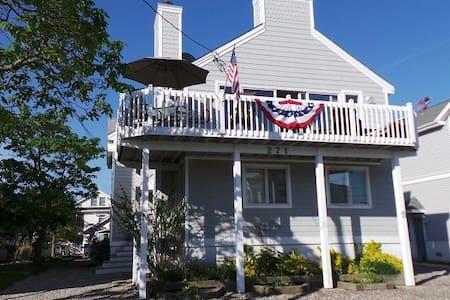 SummerWind Beach House - Stone Harbor