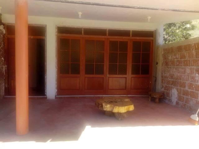 Casa de campo en Limatambo, Cusco, Perú