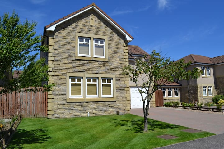 5 Bd House near St Andrews The Open - Glenrothes - Casa