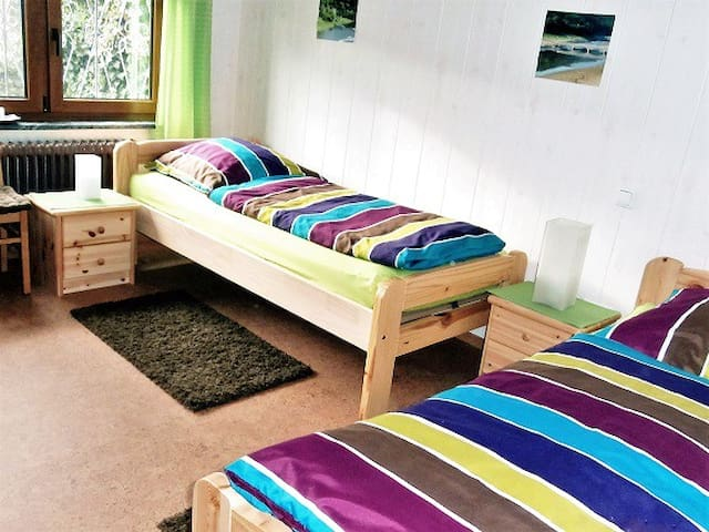 gemütliches Doppelzimmer Kirchenberg am Edersee - Vöhl - Bed & Breakfast