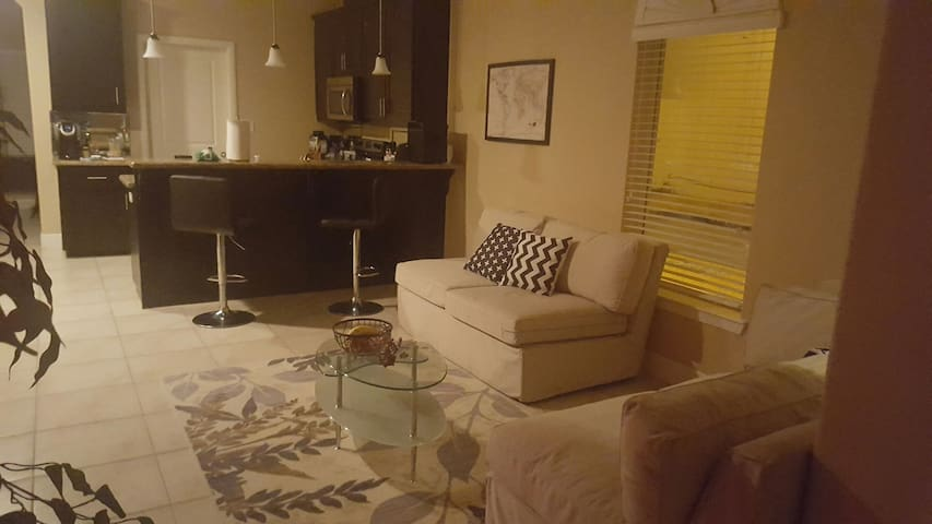 Condominium with pool, and common area for guests. - McAllen - House