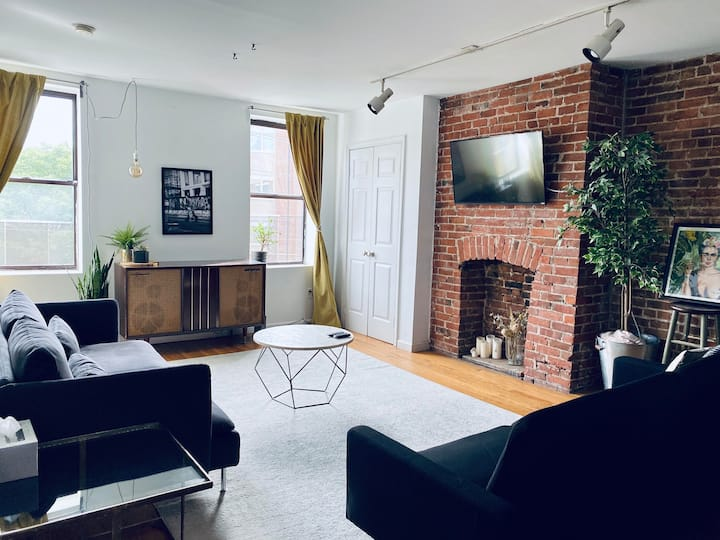 Huge, beautiful Downtown Jersey City apartment