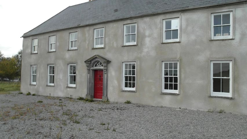 Aghaboe House - Aghaboe - Villa