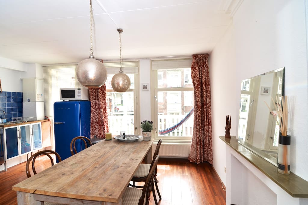 Cosy apartment close to Vondelpark
