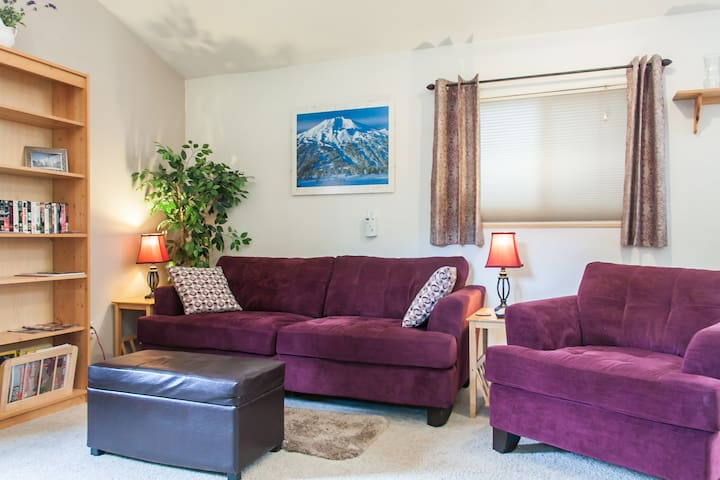 Orchard District Guest Suite- MIDTOWN (East Side) - Bend - Apartment