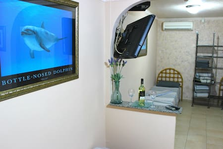 Cozy studio 5 guest's,8 min from the beach - Eilat