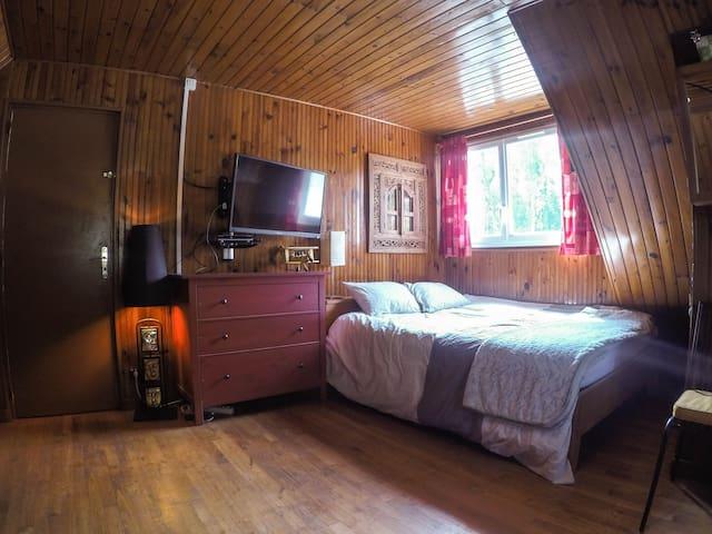 Maison Du Rocher - Brown Bear Room