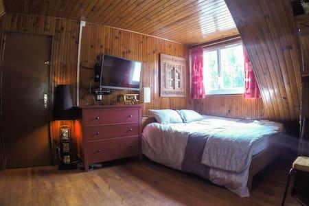 Brown Bear Room - Noisy-sur-École - Bed & Breakfast
