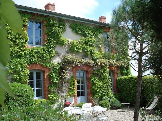 La Pérolière maison 4 personnes - Saint-Romain-le-Puy - Maison
