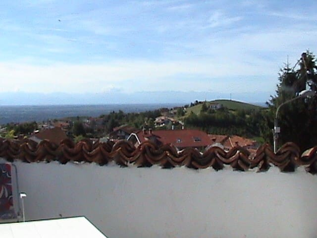 Cottage panoramy Valley - Belvedere Langhe