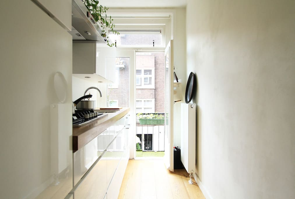 Amsterdam Apartment (waterview)