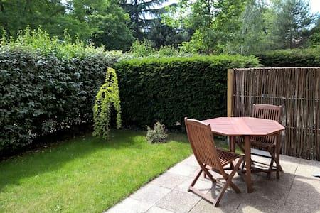 2 pièces + jardin à 20 mn de Paris - Verneuil-sur-Seine - (ไม่ทราบ)