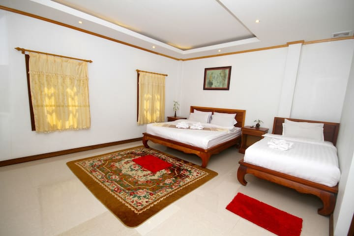 IQ Inn at Old City Center of Luang Prabang