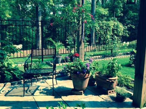 Private Garden Suite - Hoover, Oak Mt , UofAlabama