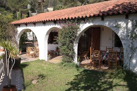 Family home in mountain side hamlet - Gandia - House
