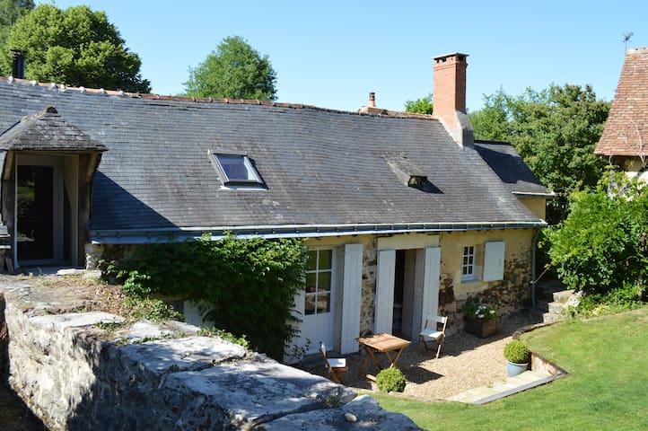 le Moulin Neuf près de Baugé