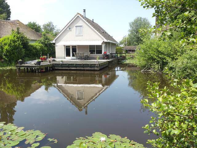 Lakeside Villa - Oud-Loosdrecht - Casa de camp