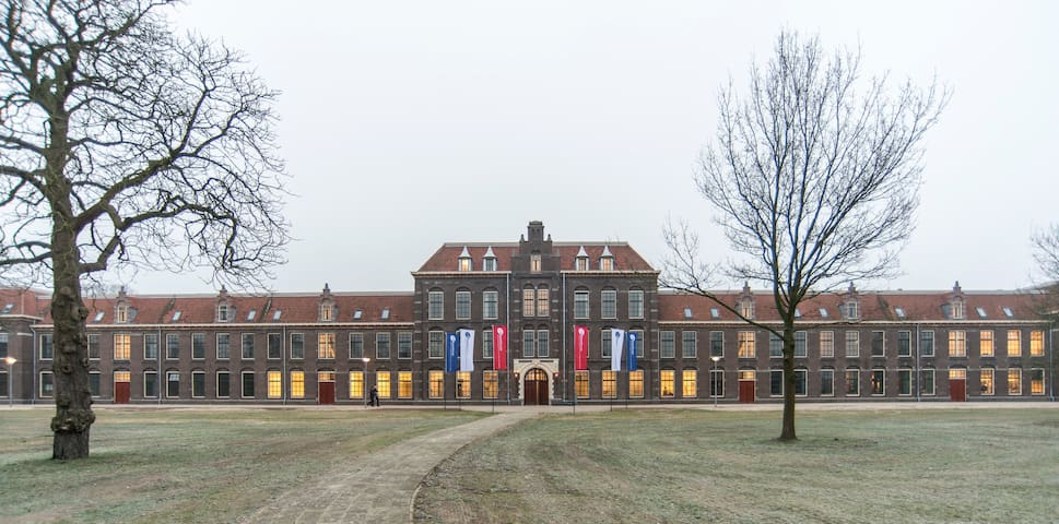 Renovated army base | Heritage site - Ede - Bed & Breakfast
