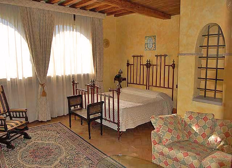 Suite deluxe b b biribino chambres d 39 h tes louer for Chambre d hote italie