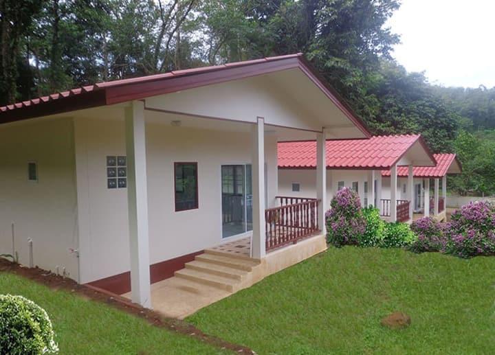 Kai Bae Residences (2) - A/C + Fan / 3 room House