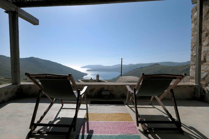 LIZARD - AMZNG 180 SEA VIEW BEST LOC./ SERIFIANS - Sérifos - วิลล่า