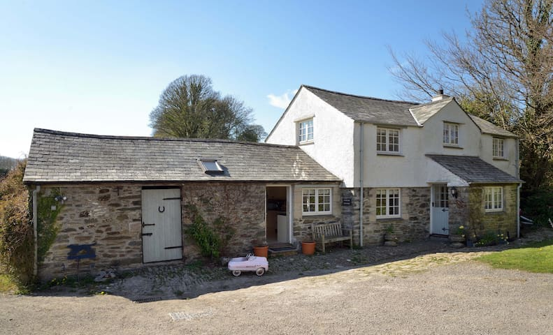 Gorgeous, detached cottage. - Chaddlehanger - Casa