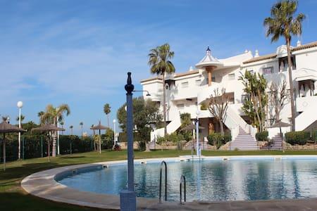 Cerca la Playa La Barrosa (mzch01) - Chiclana de la Frontera - Appartement