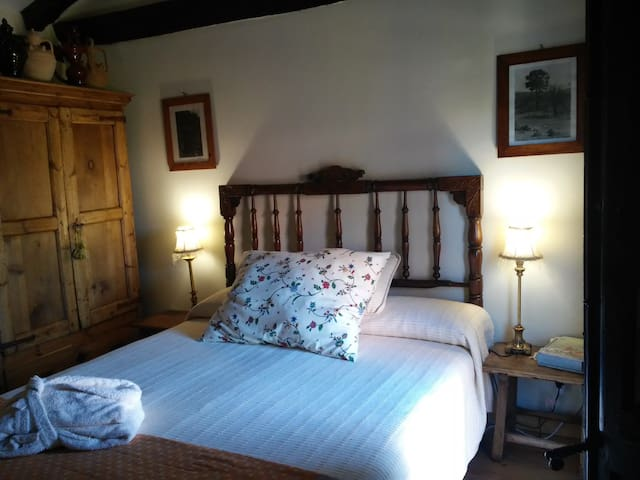 Bed and breakfast in a lovely house - Campillo de Aranda - Bed & Breakfast