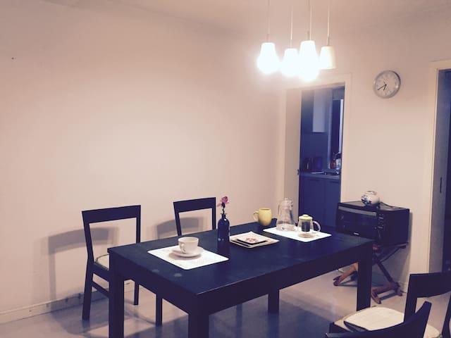 温暖简洁的北欧风的两居室Cozy Two Bedrooms - 上海
