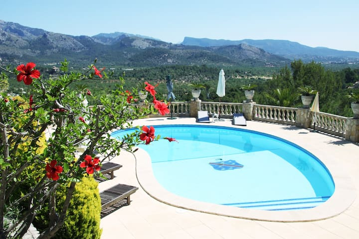 The Villa for your vacations - Ses Rotgetes de Canet - Villa