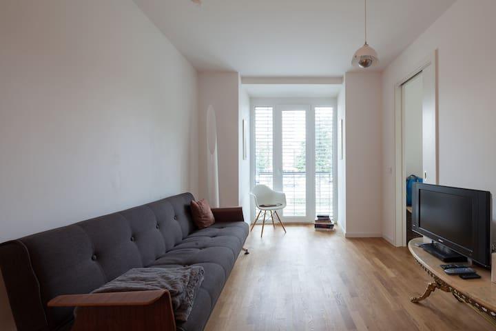 Gut ausgestattete Wohnung i Giesing - Munique
