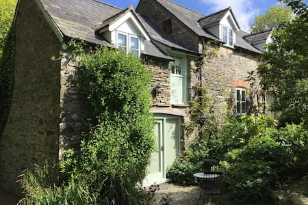 Coach House Cottage -near Aberporth - Cardigan - Dom