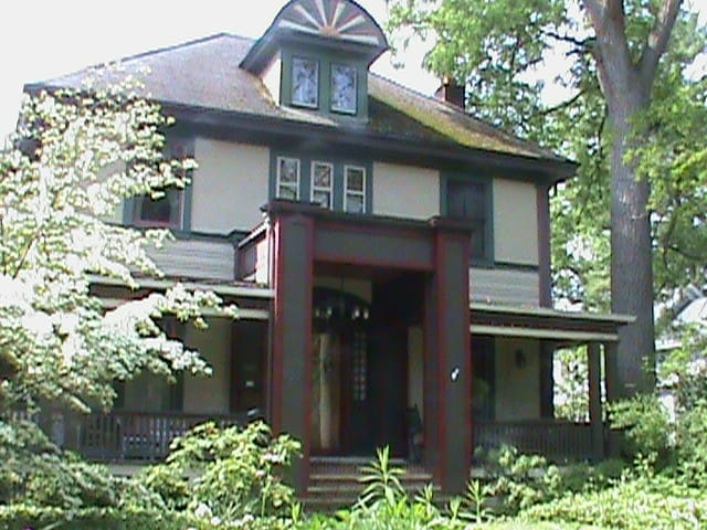 Historic Arts and Crafts Residence