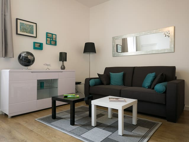 NEW! Modern, Quiet and Comfortable - Honfleur - Leilighet