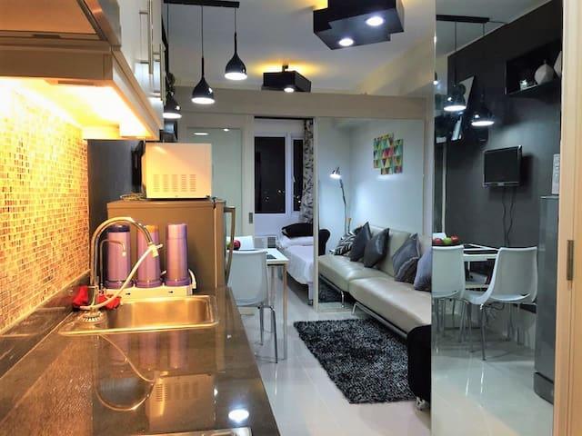 Deluxe Condotel PRIME Sea Res MOA - Pasay - Wohnung