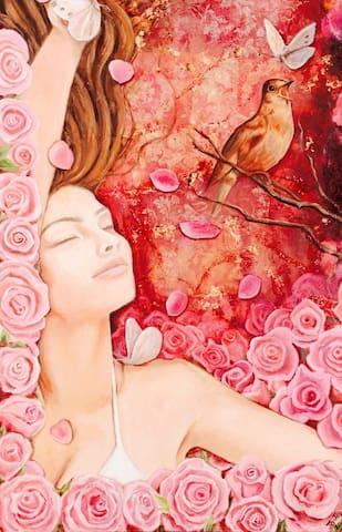 Fairytale B&B - the Rose Room